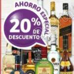 Soriana ofertas de vinos y licores del 15 y 19 de septiembre