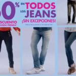 Suburbia 50% de descuento en jeans para toda la familia