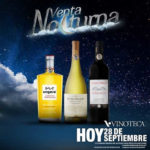 Venta Nocturna Vinoteca México Septiembre
