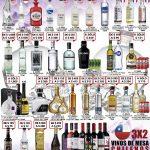 Bodegas Alianza ofertas de vinos y licores del 1 al 6 de noviembre