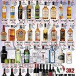 Bodegas Alianza ofetas de vinos y licores del 25 al 30 de octubre
