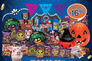Chedraui Catálogo de Ofertas Especial Halloween Octubre 2016