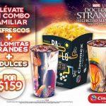 Nuevo Combo Cinemex Doctor Strange a $159