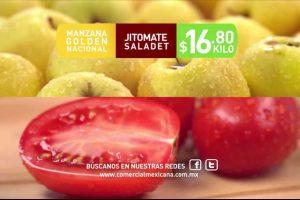 Comercial Mexicana Hoy Es Miércoles Frutas y Verduras 26 de Octubre
