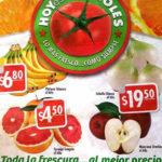 Comercial Mexicana hoy es miércoles de frutas y verduras octubre