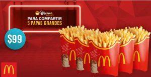 Cupones Martes de McDonald's