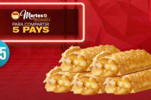 Martes de McDonald's 1 de Noviembre 2016