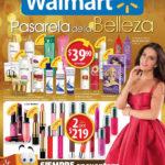 Folleto Walmart Pasarela de la Belleza del 5 al 18 de Octubre 2016