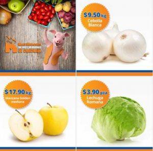 Frutas y Verduras Chedraui 1 y 2 de noviembre 2016
