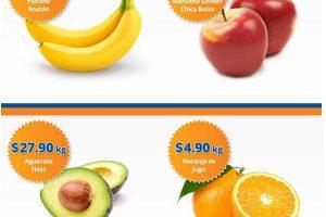 Frutas y Verduras Chedraui 25 y 26 de Octubre 2016
