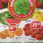 Frutas y Verduras Comercial Mexicana Octubre 12