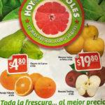 Frutas y Verduras Comercial Mexicana 5 de Octubre