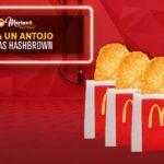 Martes de McDonald's Cupones Octubre 11