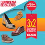 Quincena del Calzado Sears