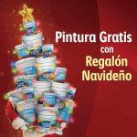 Promoción Regalón Navideño Comex 2016