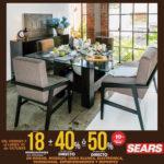 Sears descuentos en hogar, muebles, línea blanca y tecnología