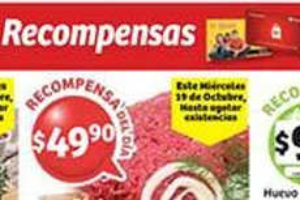 Soriana Promociones Tarjeta Recompensas 18 de Octubre