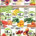 Soriana frutas y verduras 25 y 26 de octubre