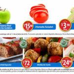 Martes de Frescura Walmart Frutas y Verduras