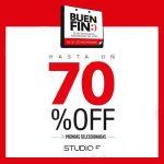 El Buen Fin 2016 en Studio F