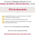 El Buen Fin 2016 Amazon