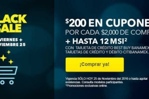 Best Buy Ofertas de Black Friday 2016