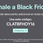 Black Friday 2016 en eBay