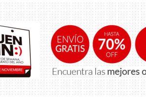Buen Fin 2016 Mercado Libre cupón American Express