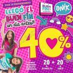 Promociones del Buen Fin 2016 en Onix