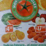 Comercial Mexicana hoy es miércoles de frutas y verduras noviembre
