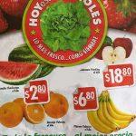 Comercial Mexicana hoy es miércoles de frutas y verduras 23 de noviembre