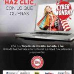 Cyber Monday 2016 en Banorte