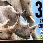 El Buen Fin 2016 Africam Safari 3×2 en Entradas