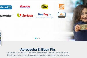 El Buen Fin 2016 Banamex Tiendas que regalan bonificación