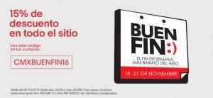 El Buen Fin 2016 Ebay Cupón 15% de descuento