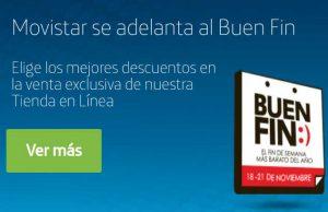 El Buen Fin 2016 en Celulares Movistar Online