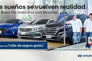 El Buen Fin 2016 en Hyundai
