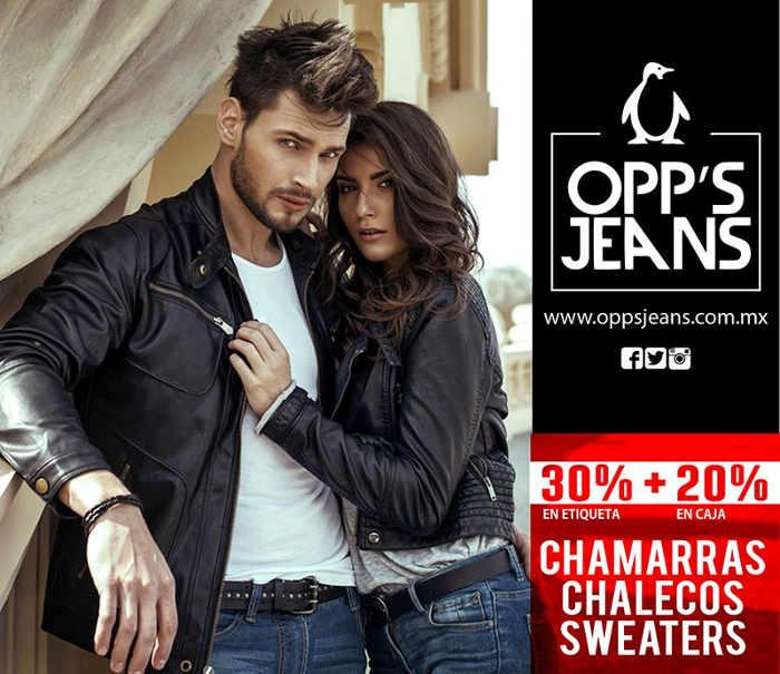 El Buen Fin 2016 en Levi's y Opp's Jeans