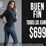 El Buen Fin 2016 en Sexy Jeans, Men's Fashion y P.S.