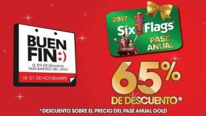 El Buen Fin 2016 en Six Flags México