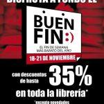 Ofertas del Buen Fin 2016 Fondo de Cultura Económica