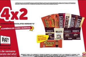 El Buen Fin 2016 Oxxo 4x2 en chocolates