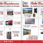 El Buen Fin 2016 Sanborns Promociones en Pantallas