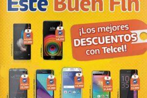 El Buen Fin 2016 Telcel Promociones en Celulares