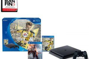 El Buen Fin 2016 Walmart PlayStation 4 + 2 juegos desde $5,099