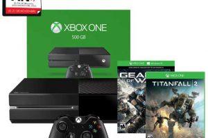 El Buen Fin 2016 Walmart Promociones de Xbox One