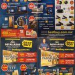 Folleto de Promociones del Buen Fin 2016 en Best Buy