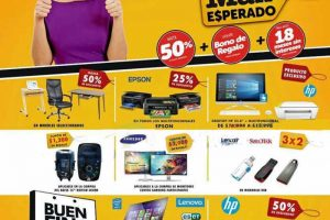 Folleto de Promociones del Buen Fin 2016 en Office Max