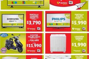 Folleto de promociones del Buen Fin 2016 en Soriana Mercado