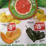 Comercial Mexicana hoy es miércoles de frutas y verduras 16 de noviembre